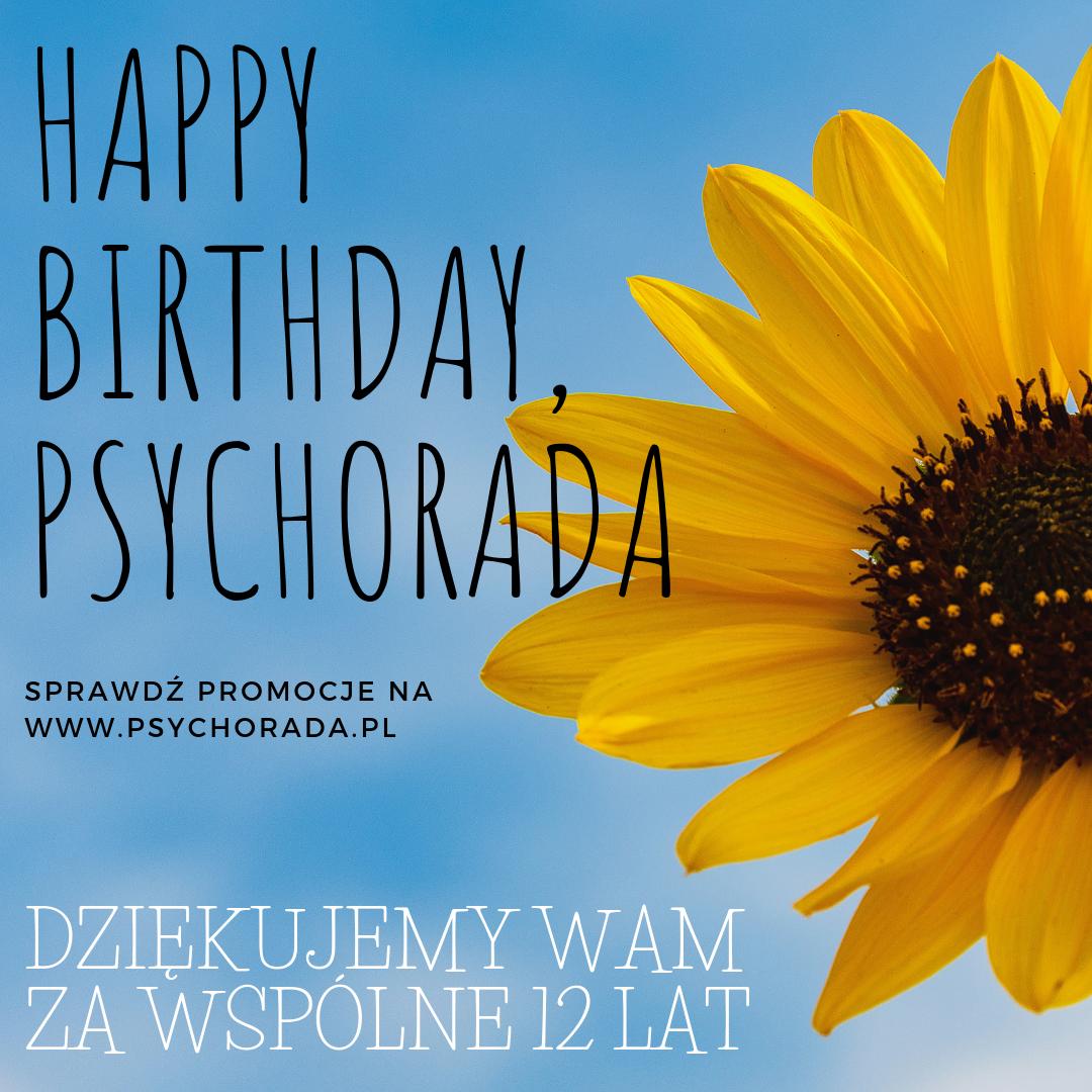 urodziny psychorady